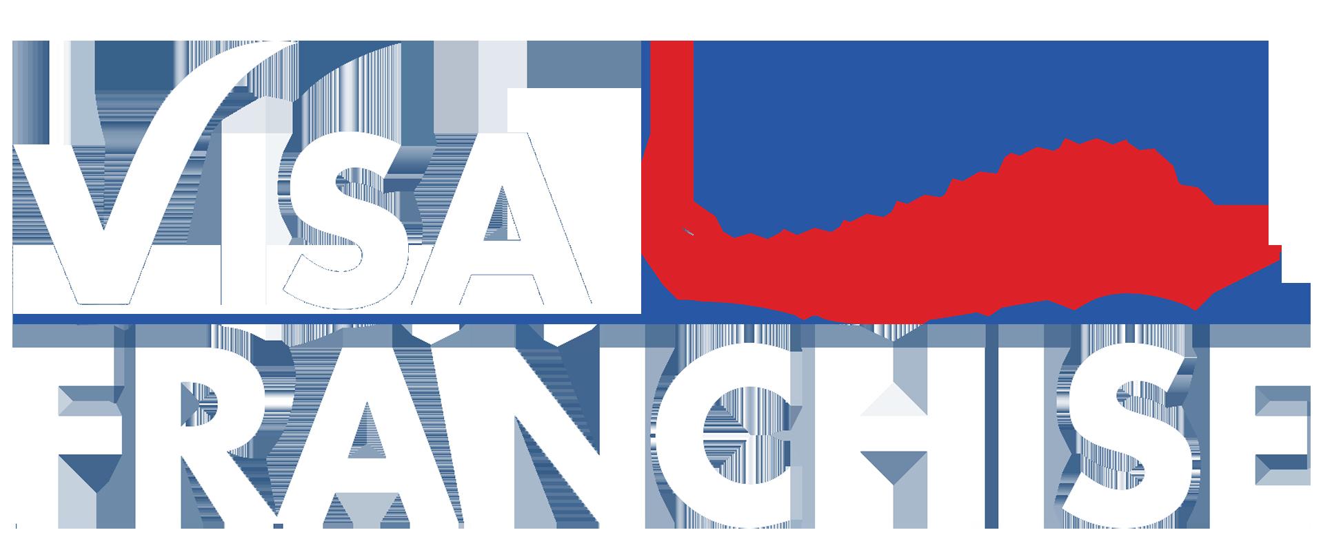 White Font Logo